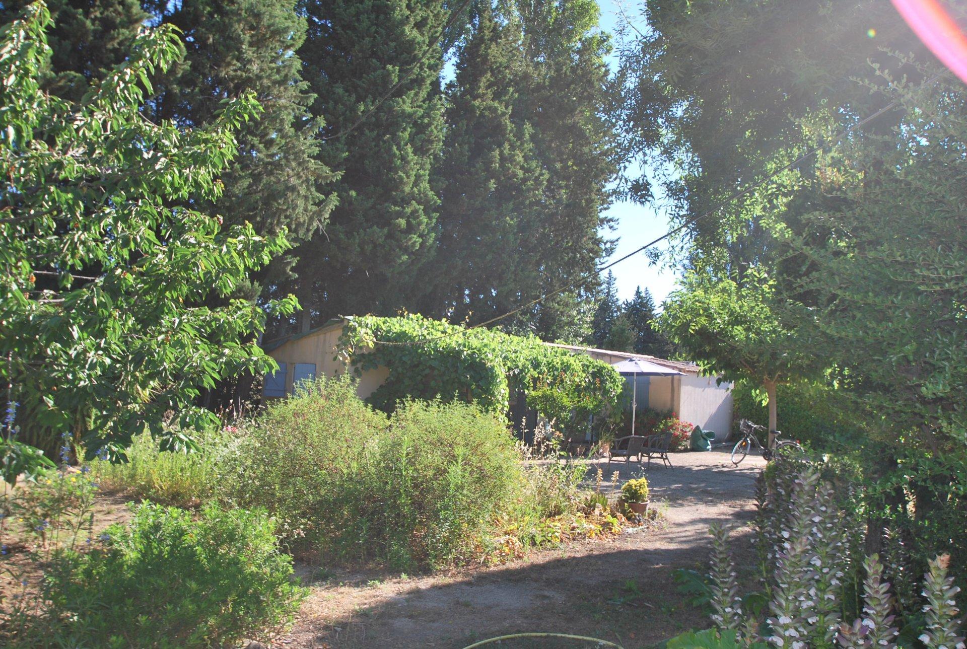 Sublime villa en campagne de Fontvieille
