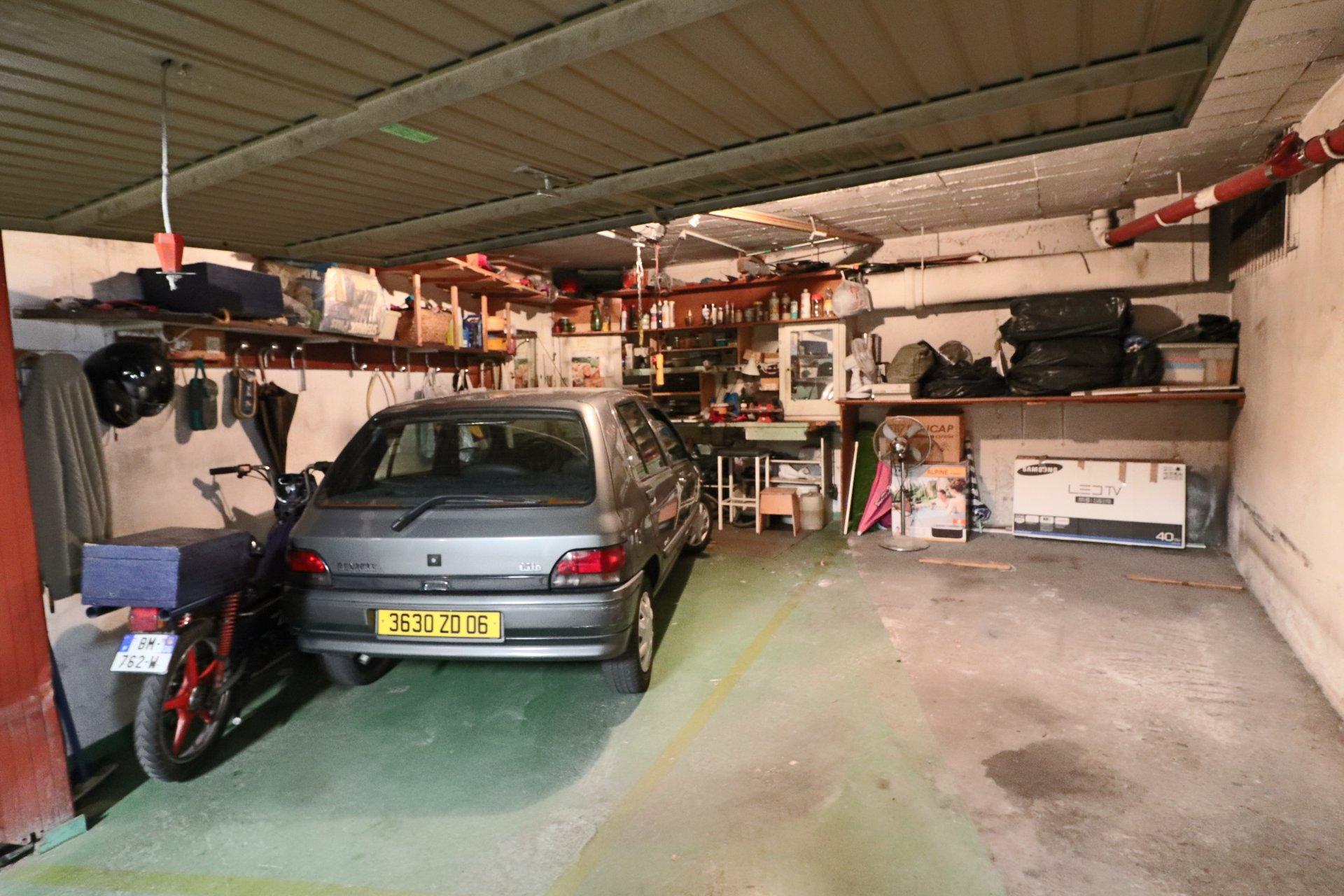 Le Cannet Breguieres T2 + Garage