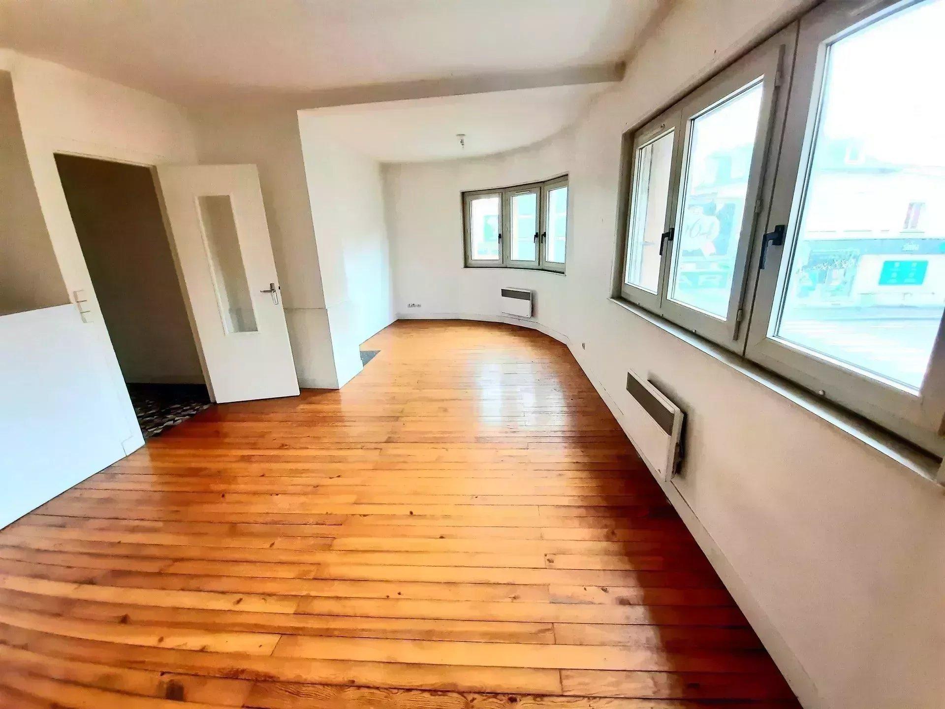 Appartement 3 pièces 56 m² avec cave