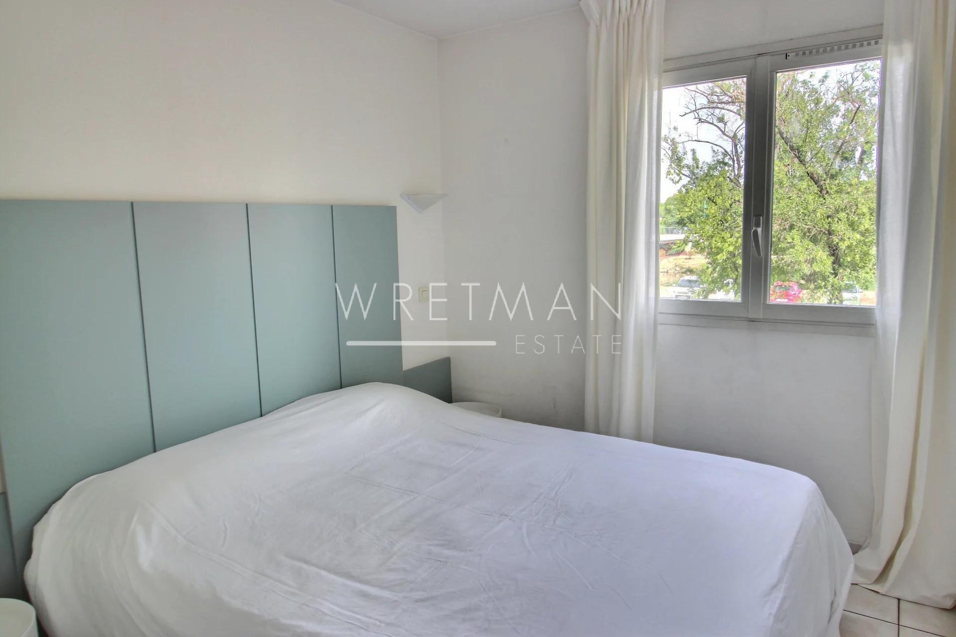 2-rumslägenhet vid stranden av Siagne - Mandelieu-la-Napoule