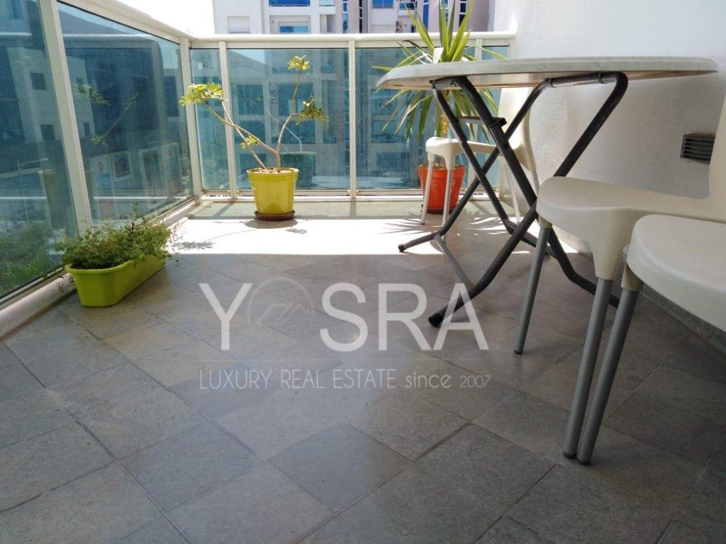 Spacieux s plus 3 meublé avec terrasse