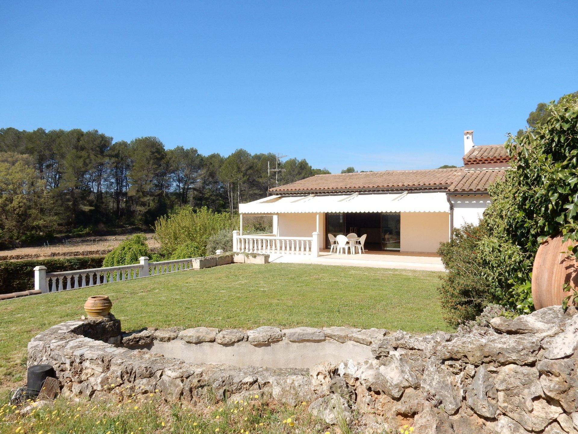 Jolie villa sur Draguignan