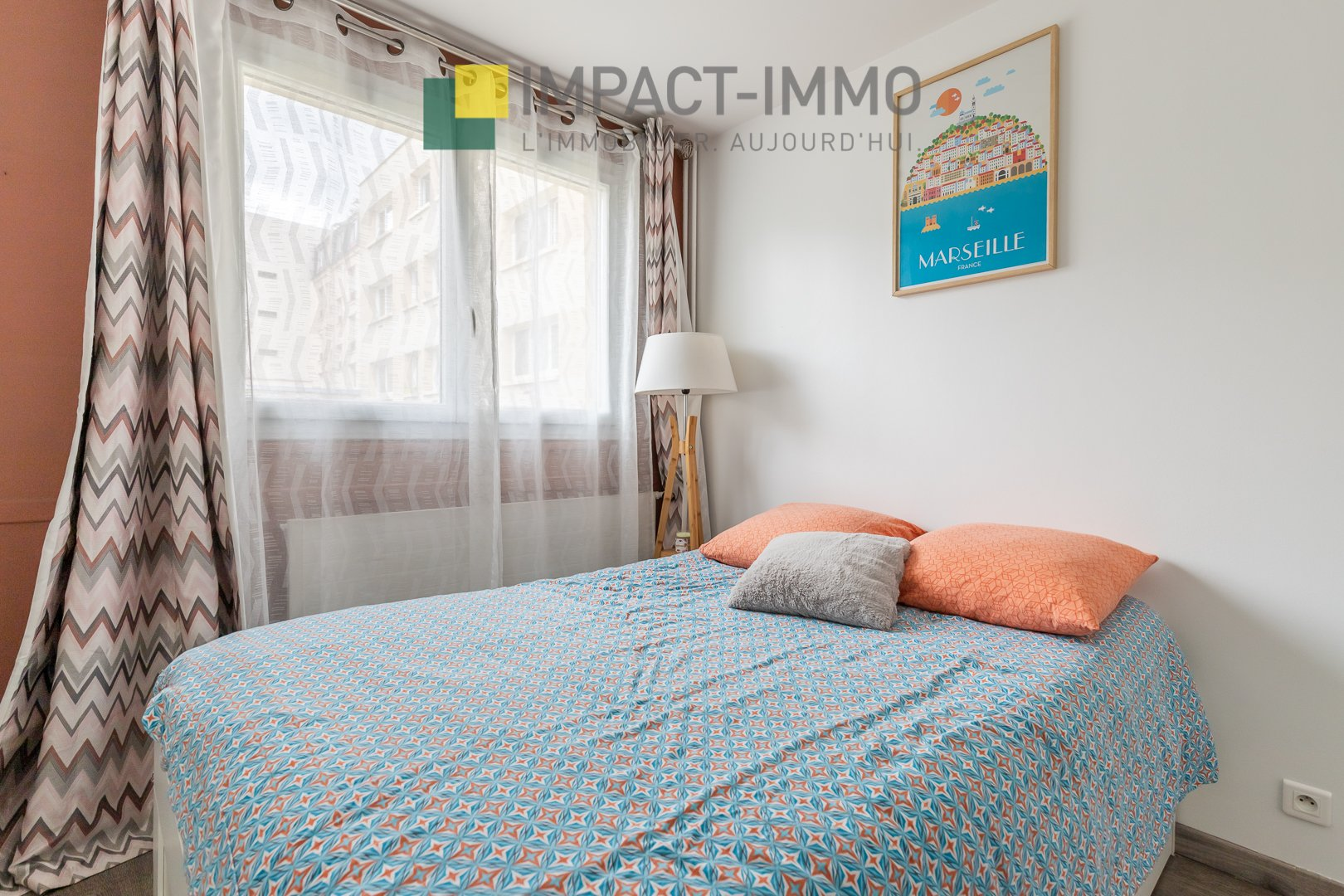 APPARTEMENT 2 PIECES METRO ANATOLE FRANCE