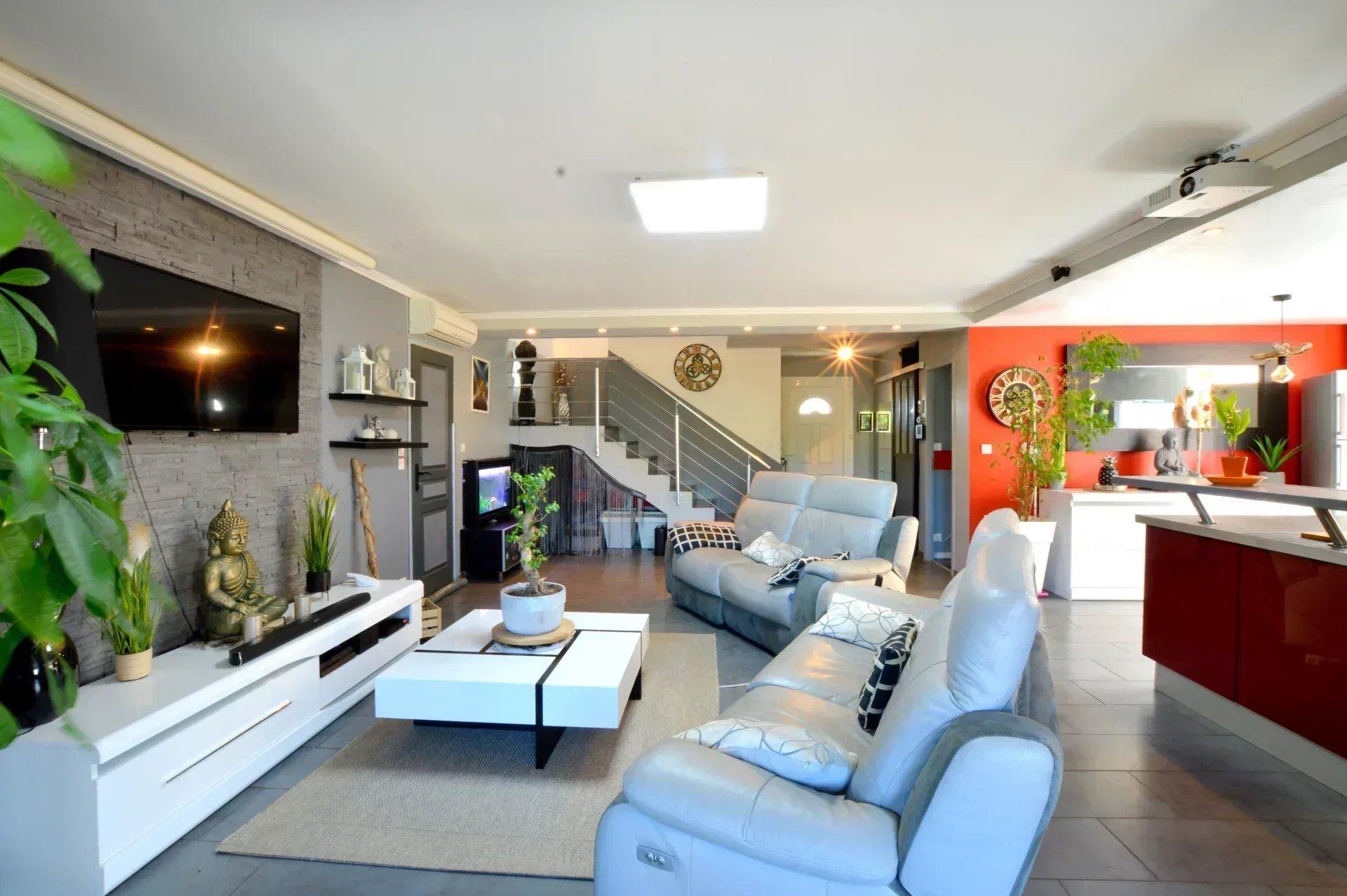 Maison 5 pièces de 132 m² 34570 Pignan