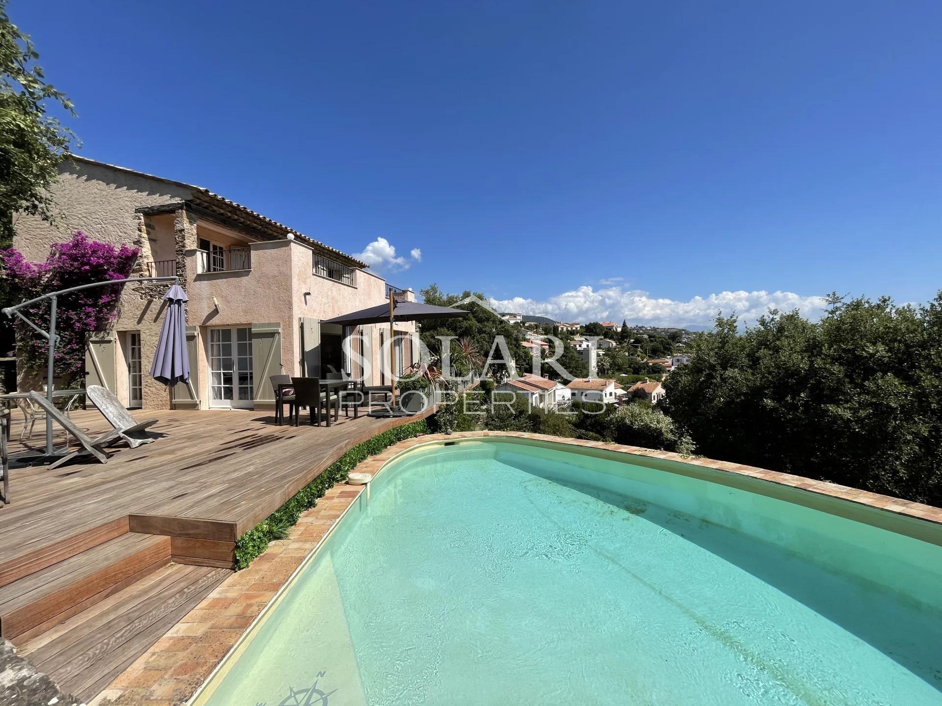 Villa de charme à Mandelieu