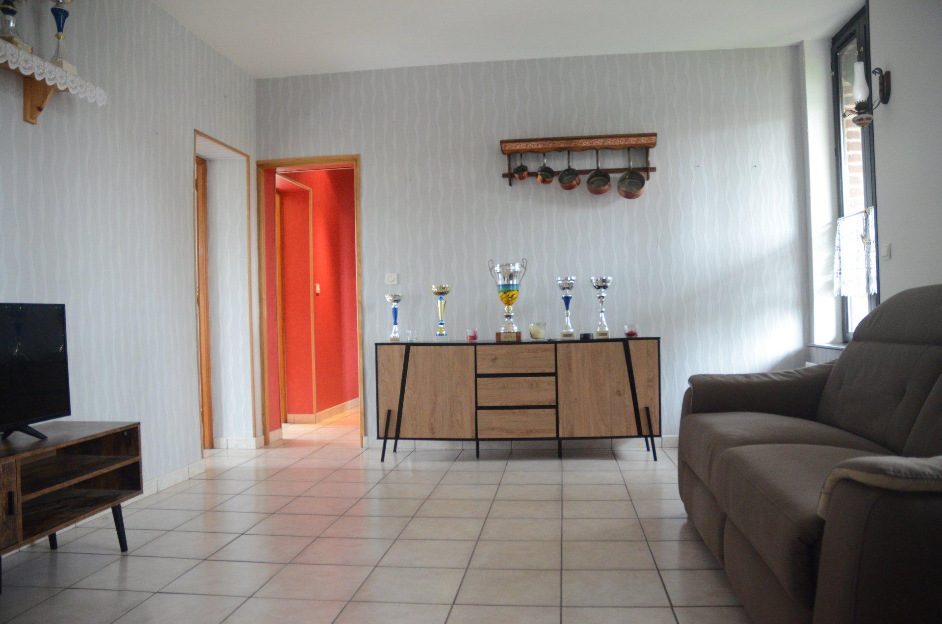 MAUBEUGE : Très bel appartement en rez-de-chaussée