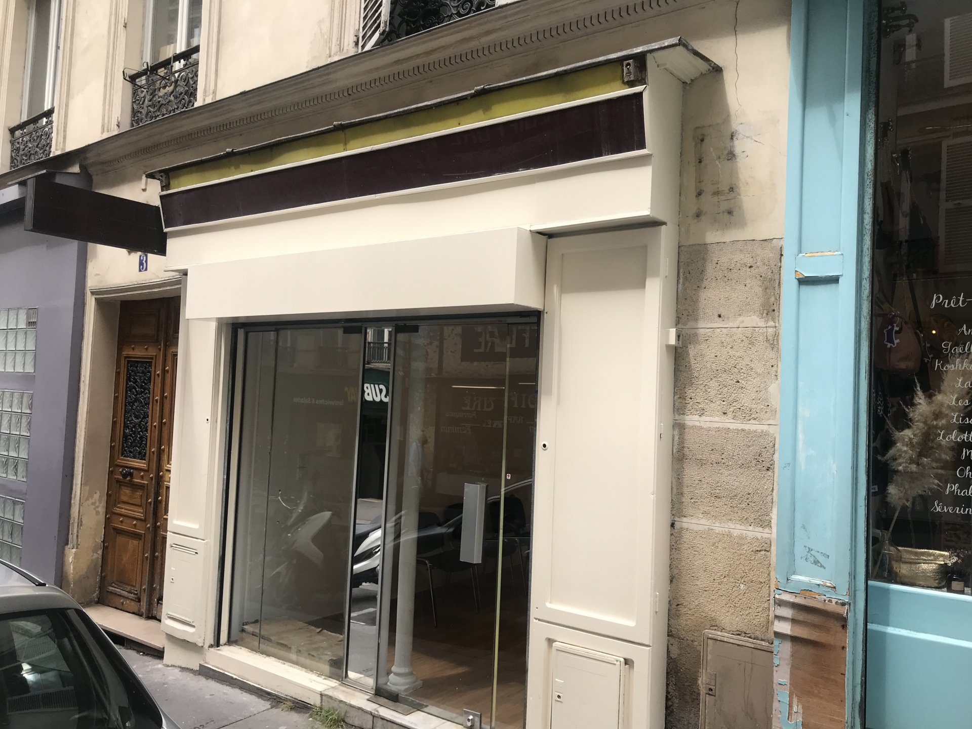 Vente Boutique - Paris 18ème