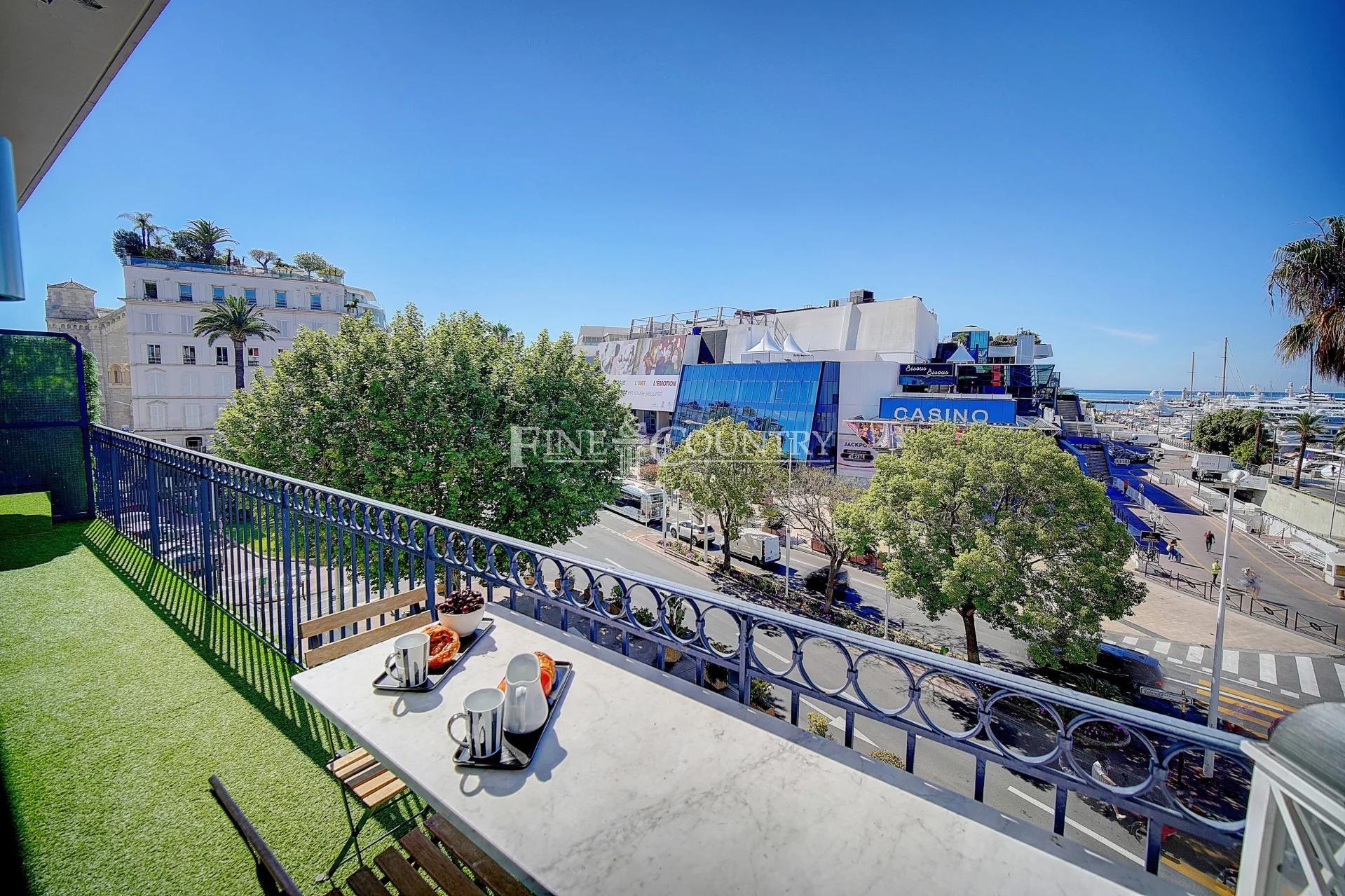 Udsalg Lejlighed - Cannes Croisette