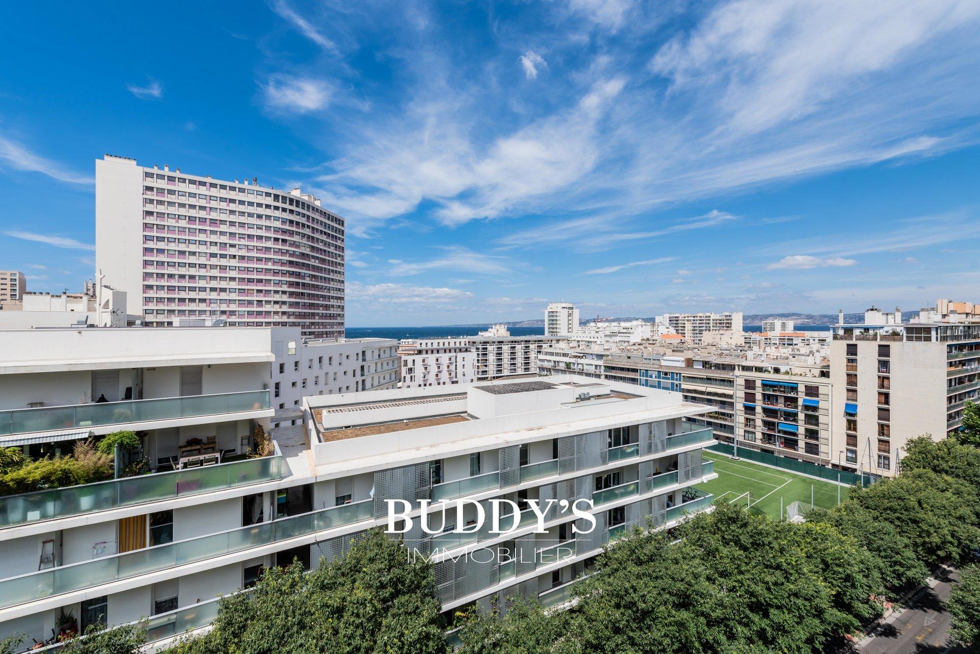 Vente Appartement Marseille 7ème Le Pharo