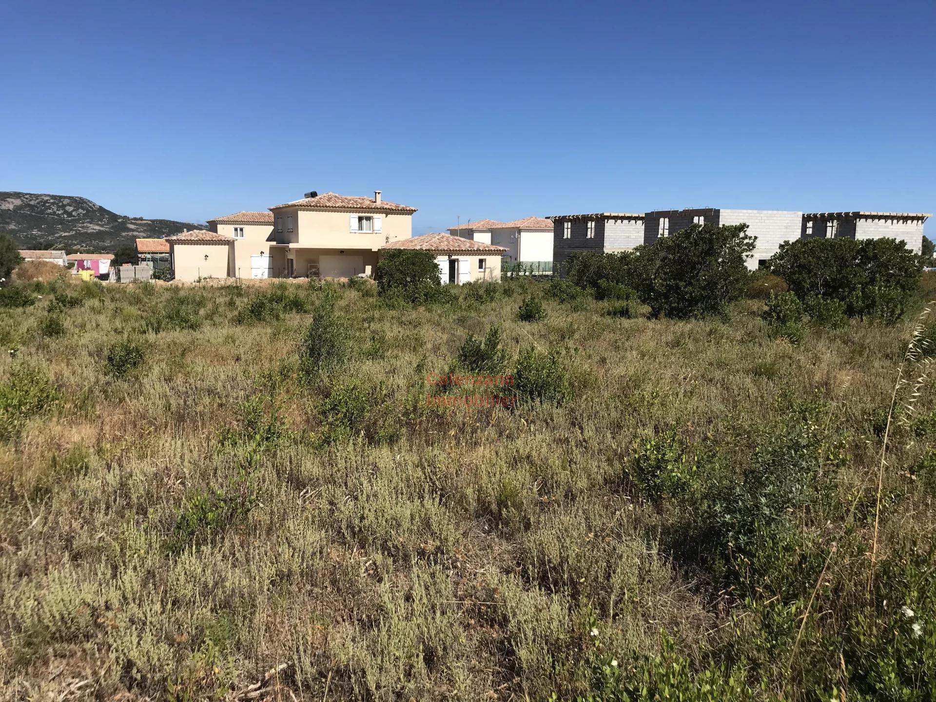 Sale Plot of land - Calenzana