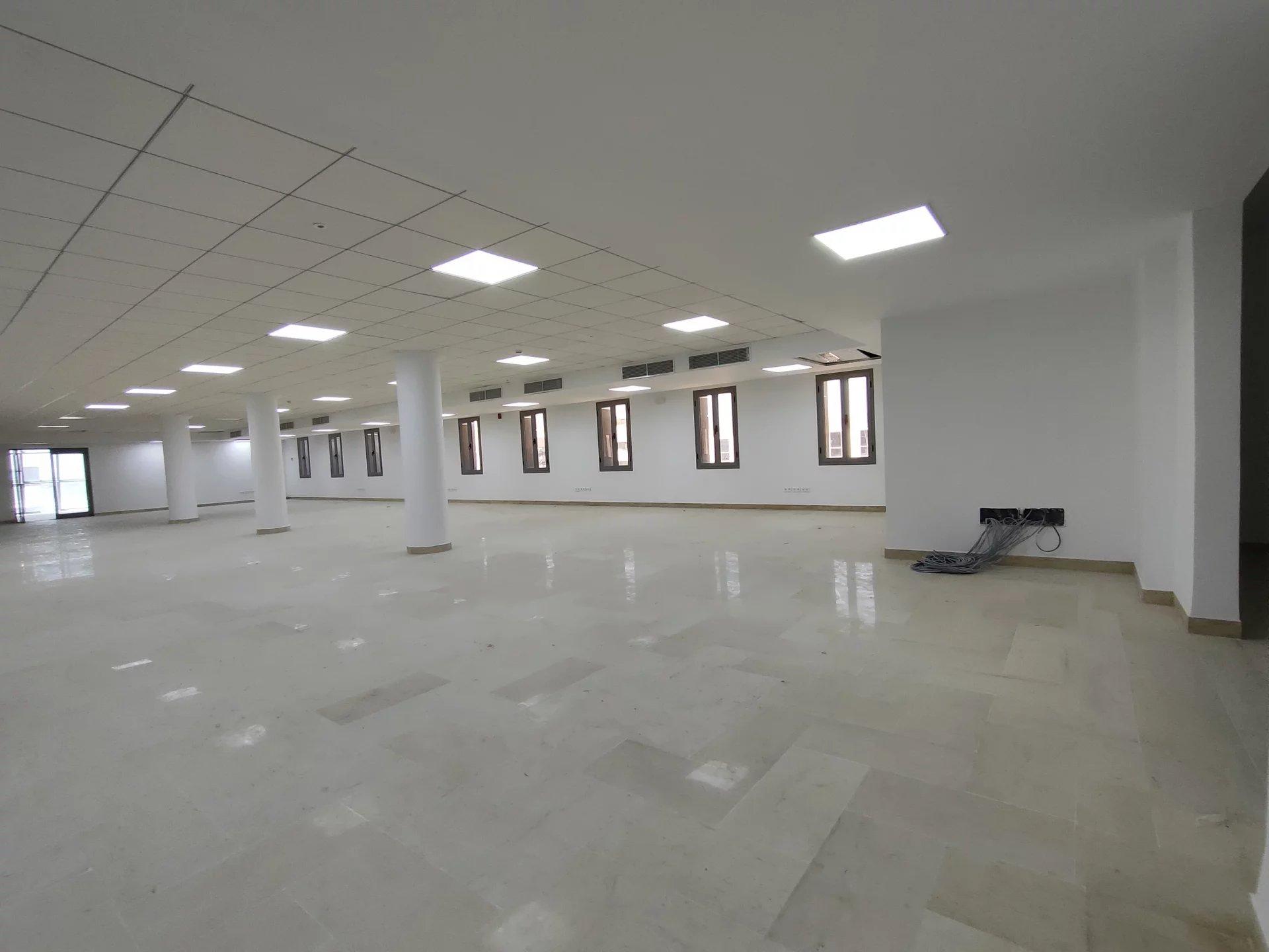 Open space de 1400m² au ZI kheireddine lac 3