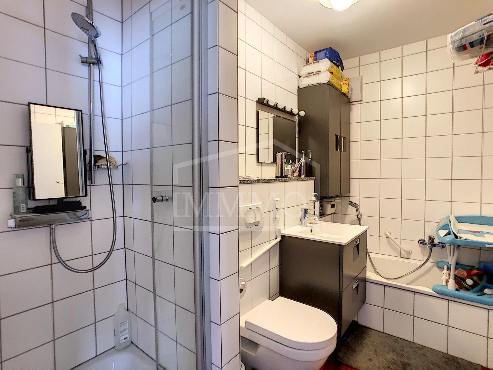 Appartement 2 chambres - Luxembourg Gare