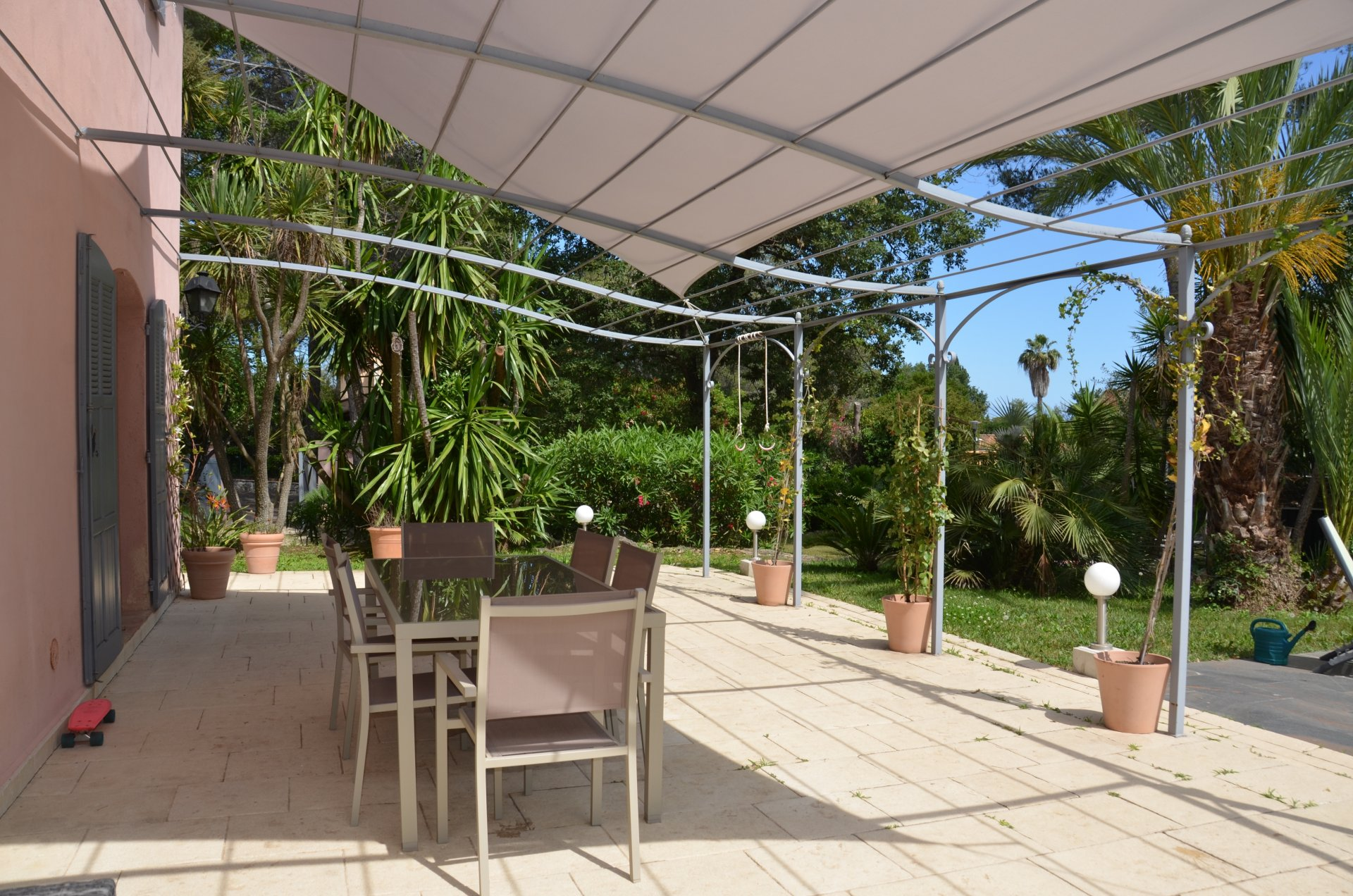 Maison de vacances  Mougins, piscine, jardin au calme