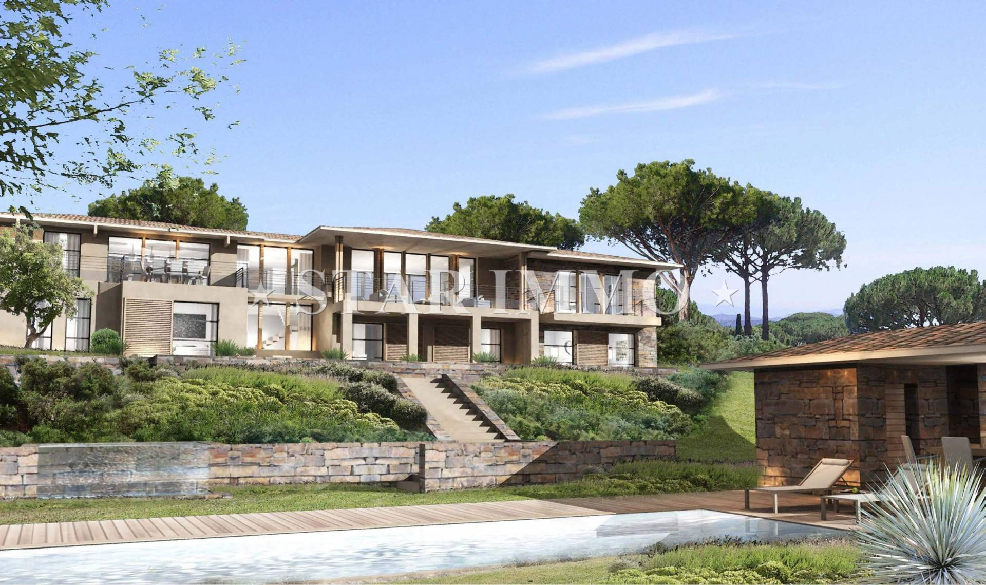 Sale House - Saint-Tropez