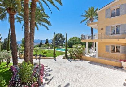 Magnifique villa de luxe Cannes Californie