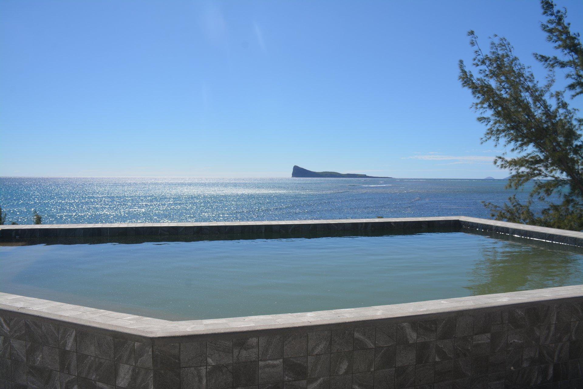 Incroyable Penthouse avec vue sur la mer