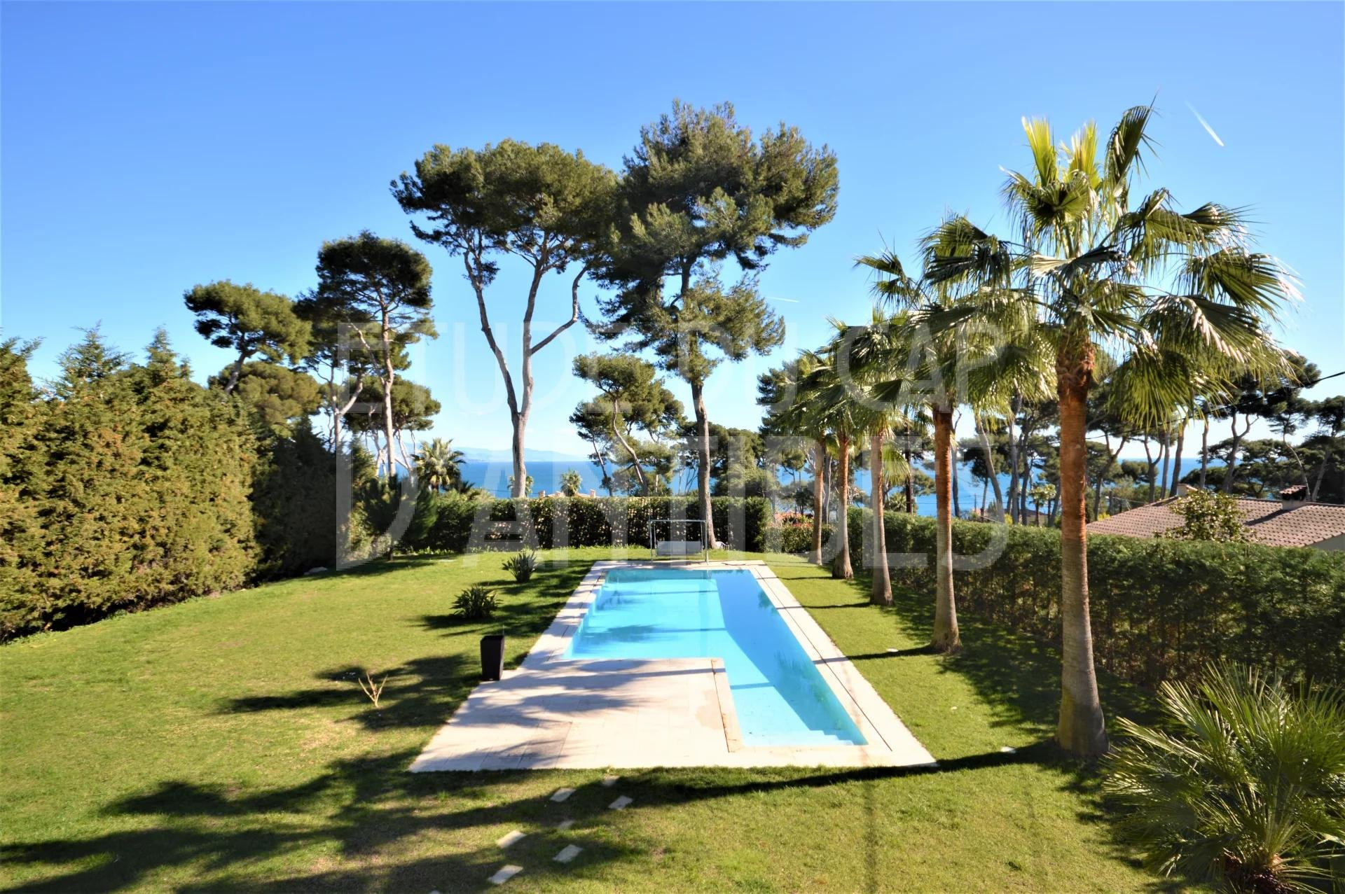 For Sell Cap d'Antibes Villa Sea View