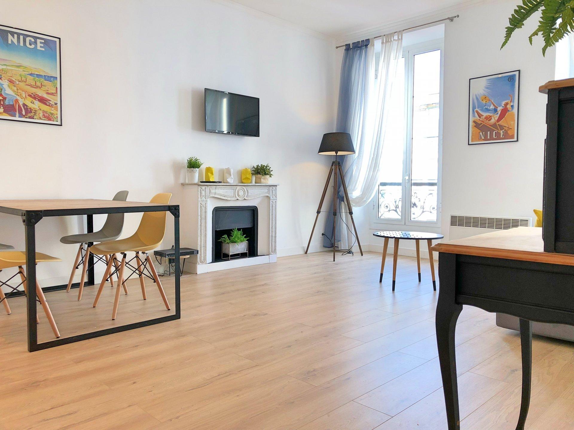 CARRE D'OR, 2 pièces de 41 m²