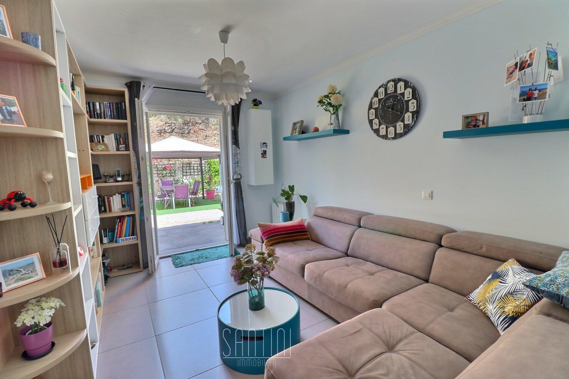 Appartement 4 pièces avec jardin - Santa Reparata Di Balagna