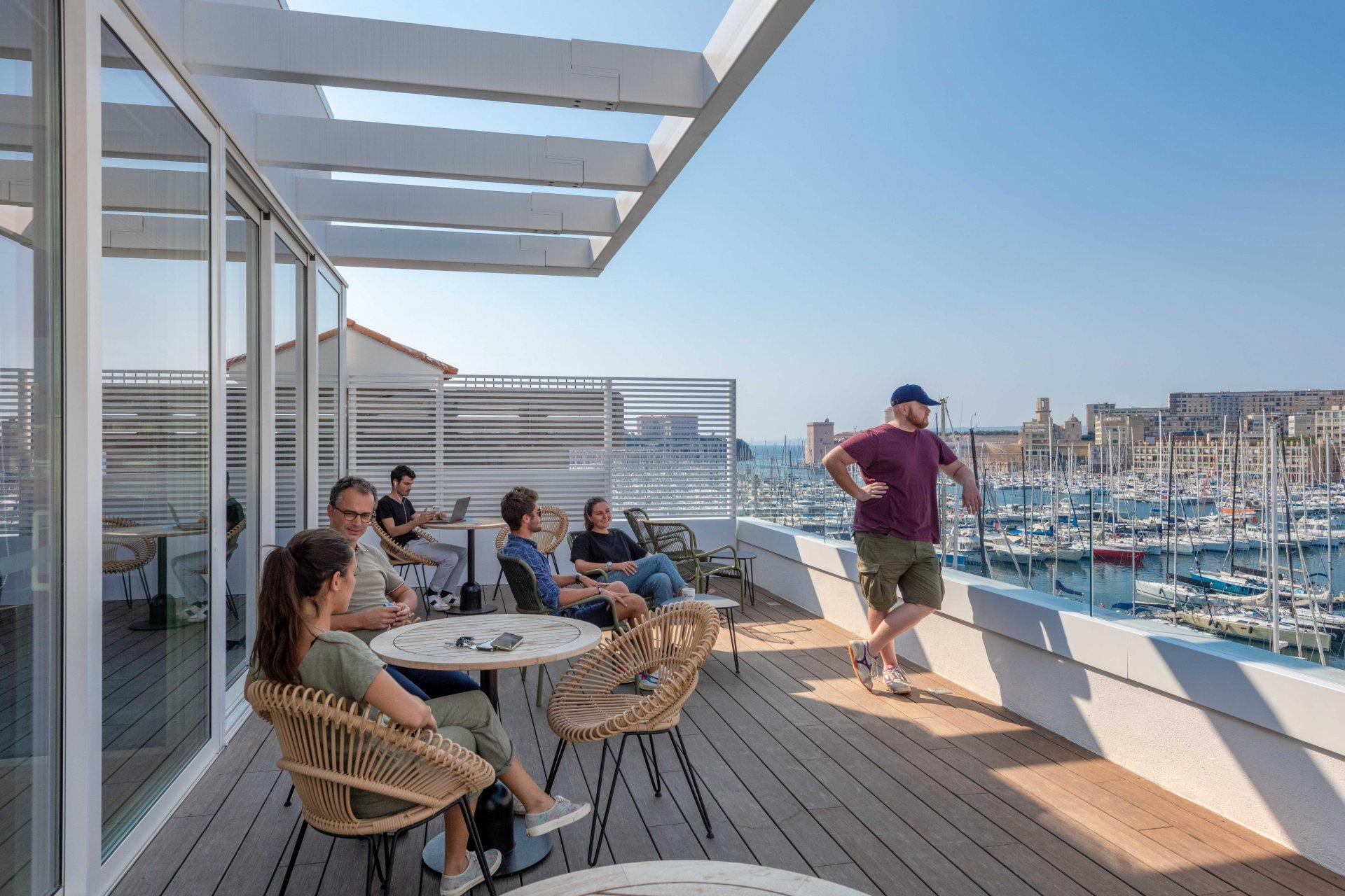 Location Bureau - Marseille 7ème