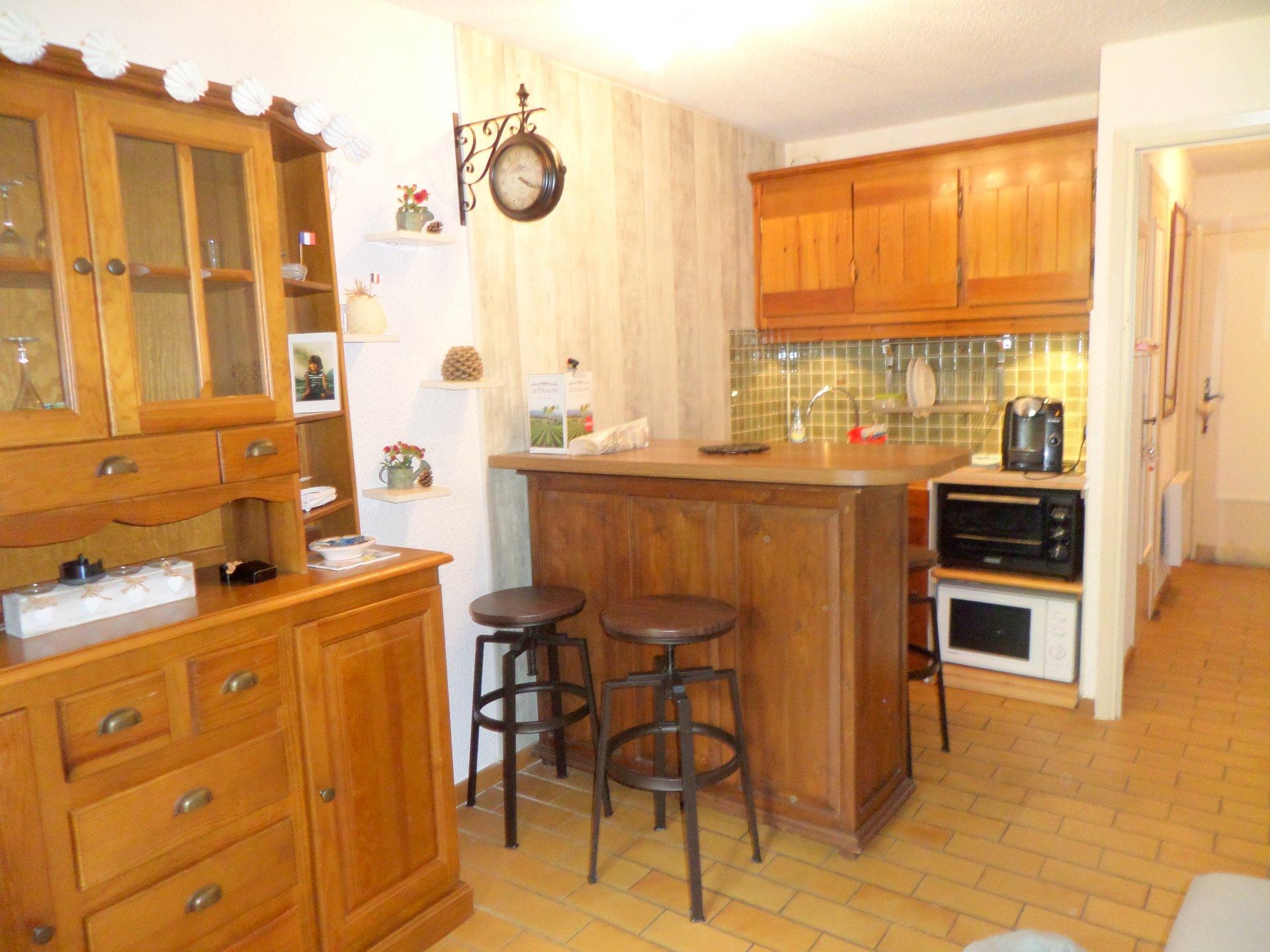 Vente Appartement - La Colmiane