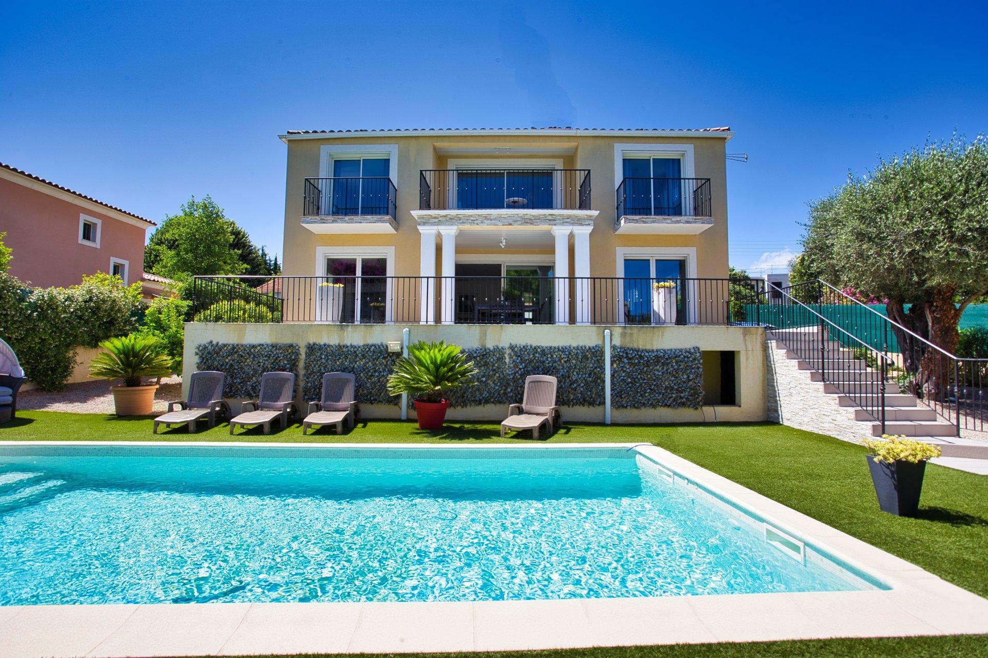 Villa Villeneuve Loubet Plage