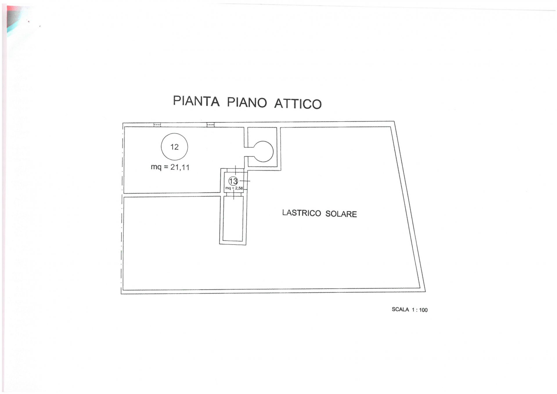 Appartamento al piano primo ad Oria