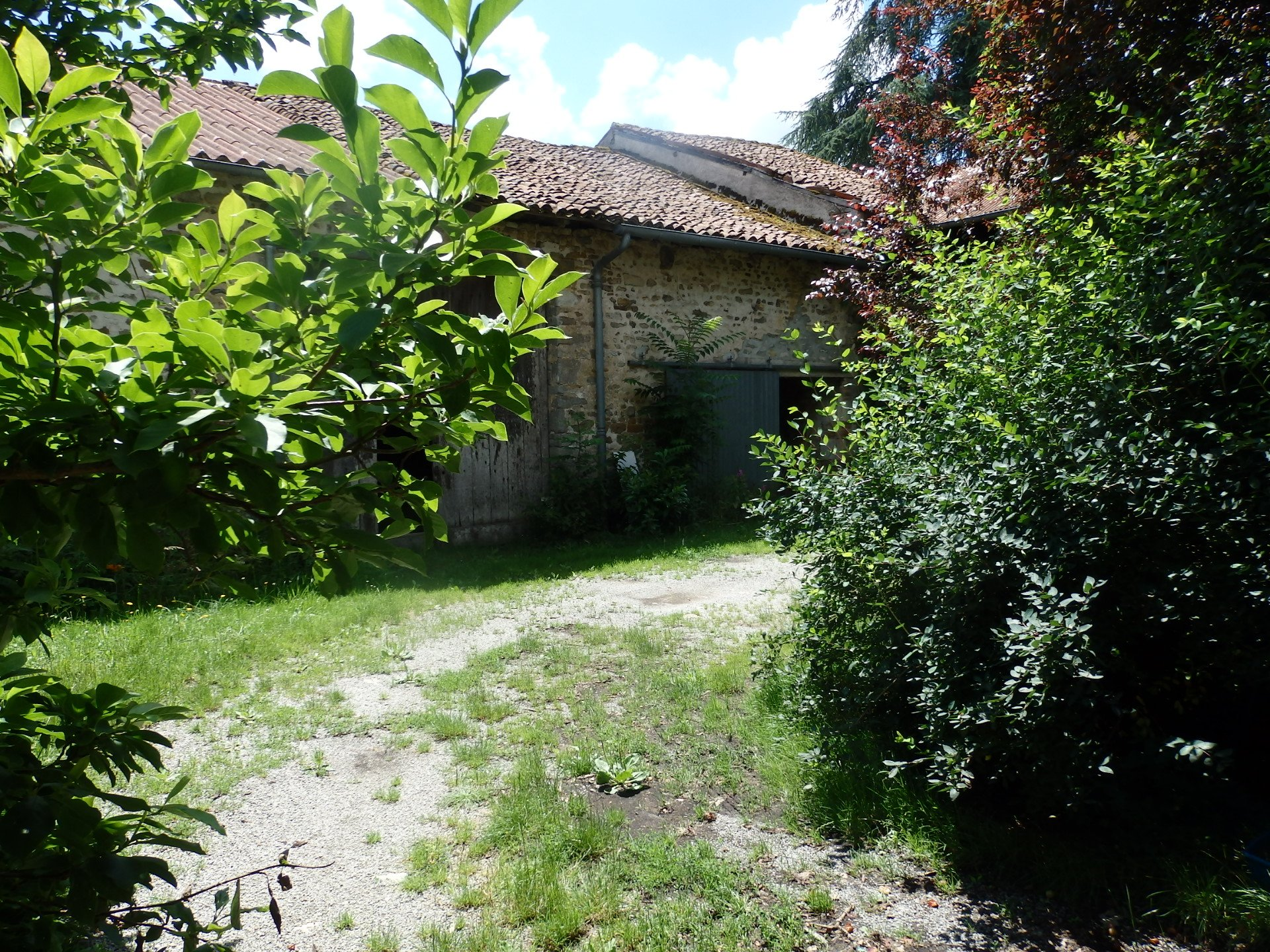 For Sale Two Houses in Bussière-Poitevine in the Haute Vienne