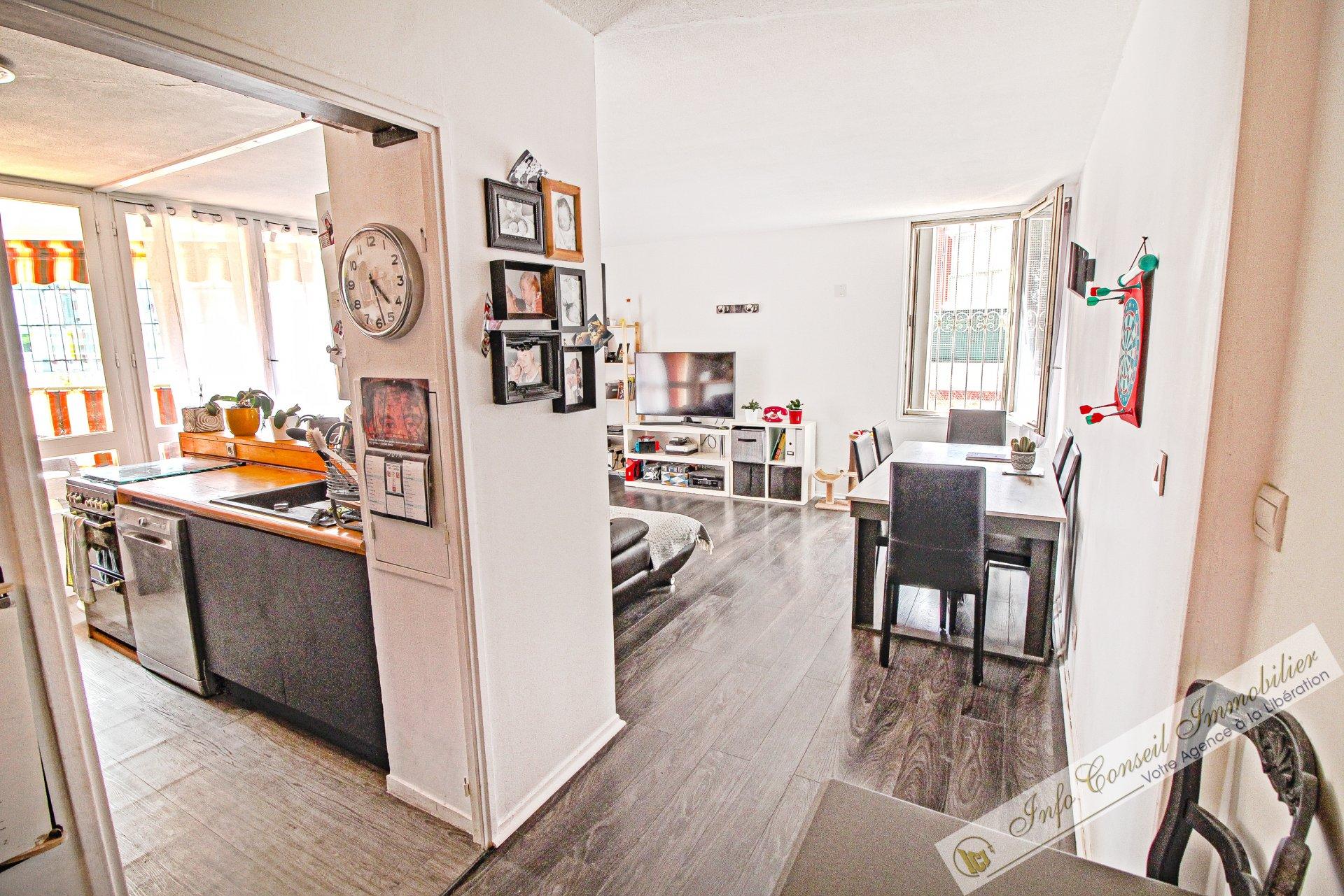 OUEST - SAINTE MARGUERITE - 3P 67m² - Terrasse - 2 Parkings ! - 220.000 €