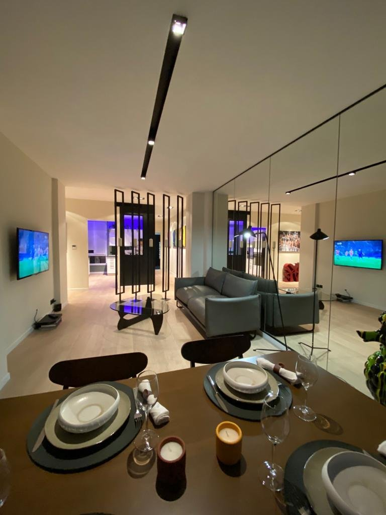 Flat 103 m² on the border with Monaco