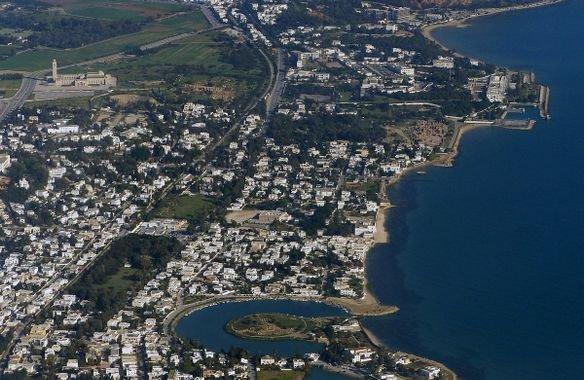 Sale Plot of land - Carthage - Tunisia