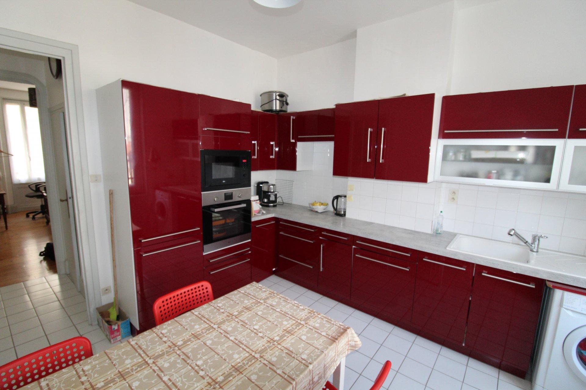 Appartement Saint-Etienne / Tréfilerie Faculté 3 Pièces 75m2