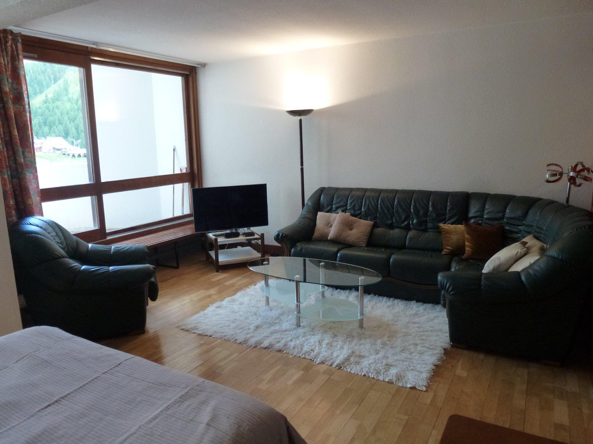 Seasonal rental Apartment - Isola 2000 Front de neige