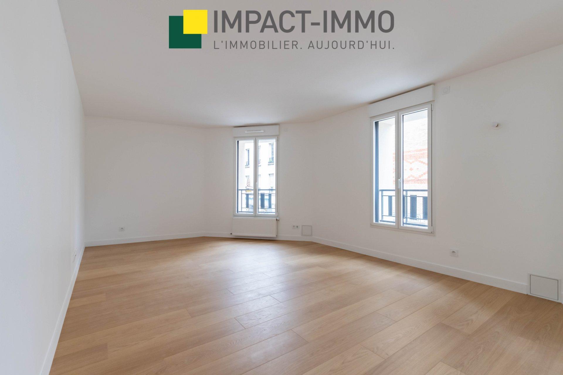 Appartement 2 pièces Asnières-Bécon