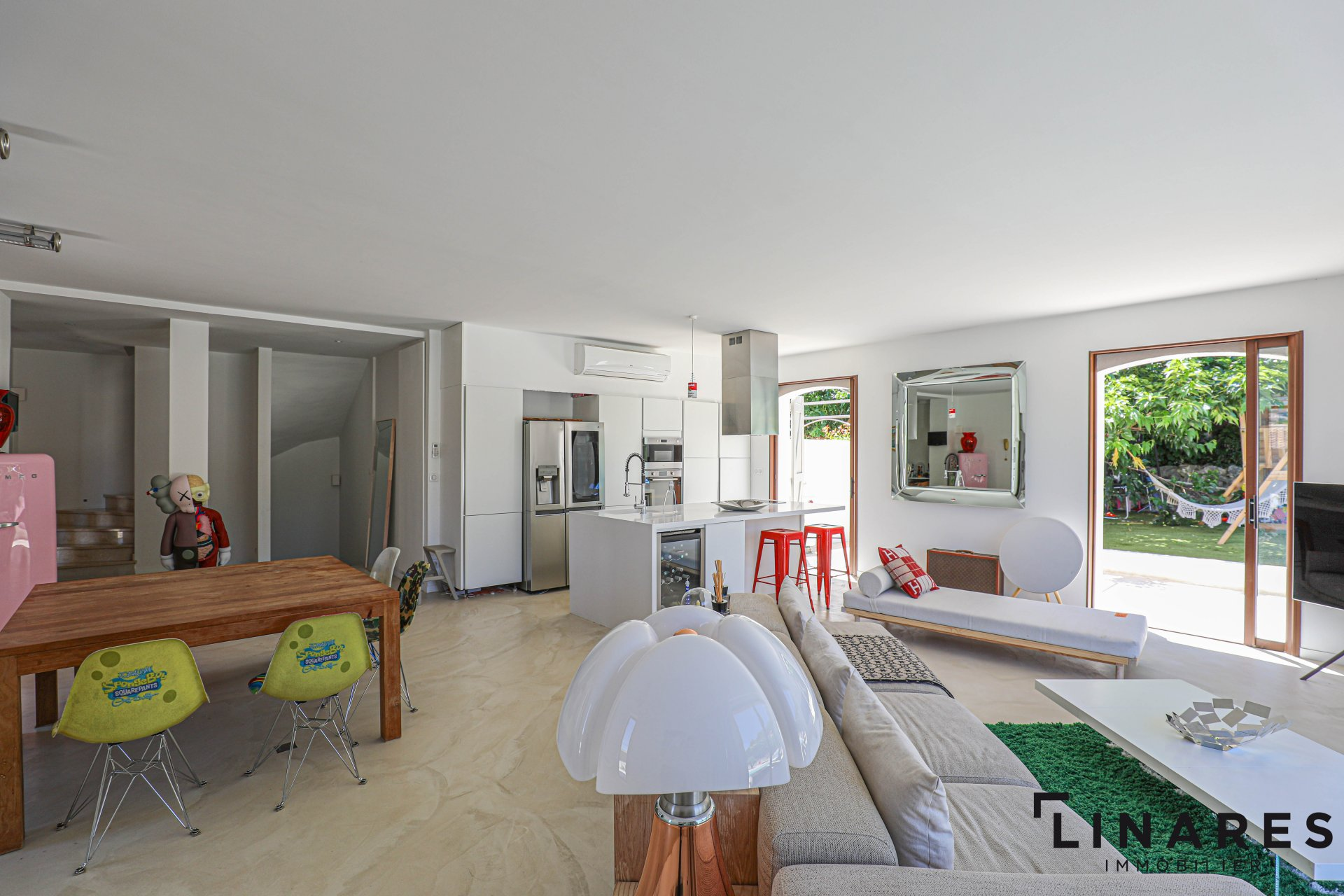 Perfect Dream - Villa T4 + T2 de 330m2 (170+60+100) - 1100m2 - Allauch