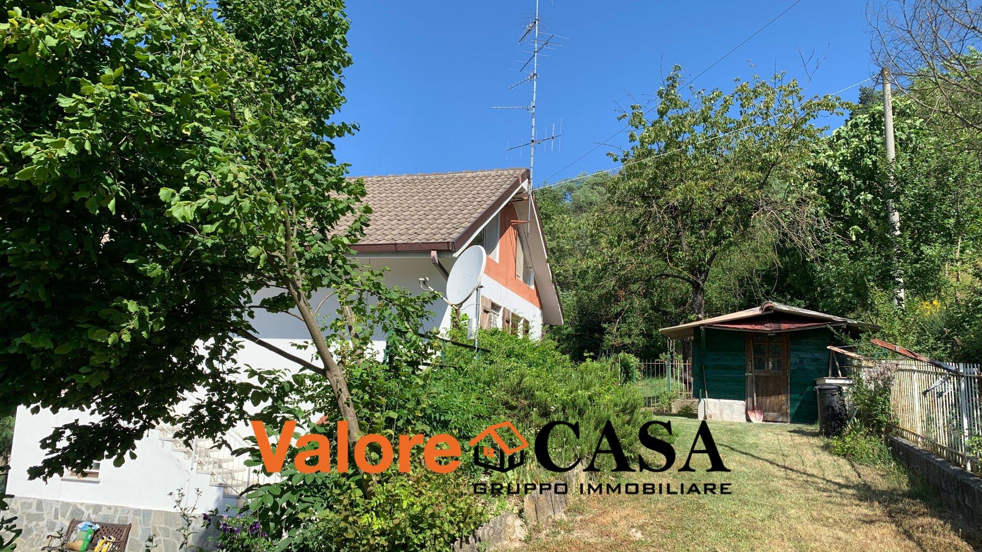 Villa indipendente in collina