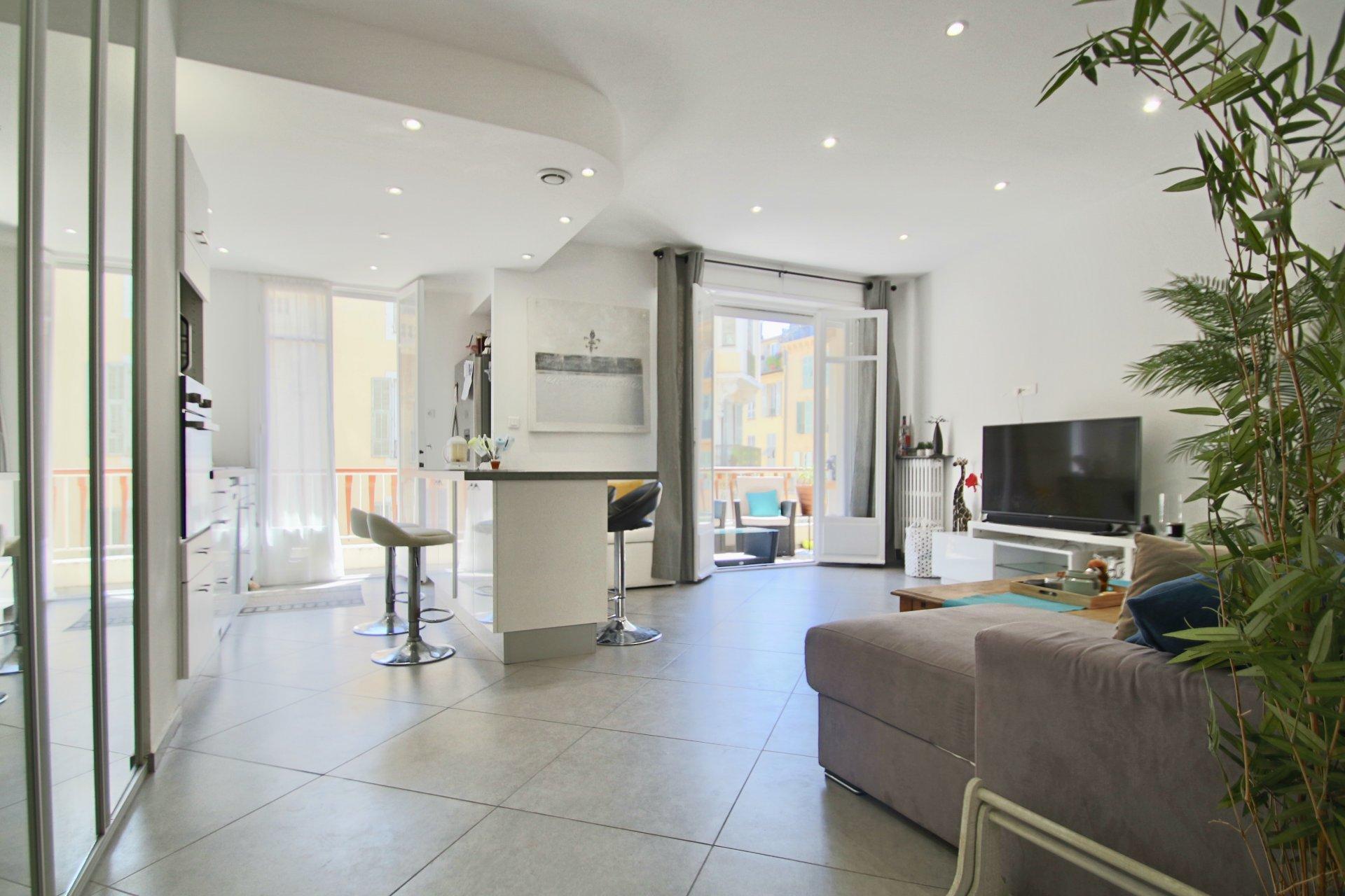 Vente Appartement - Nice Lepante