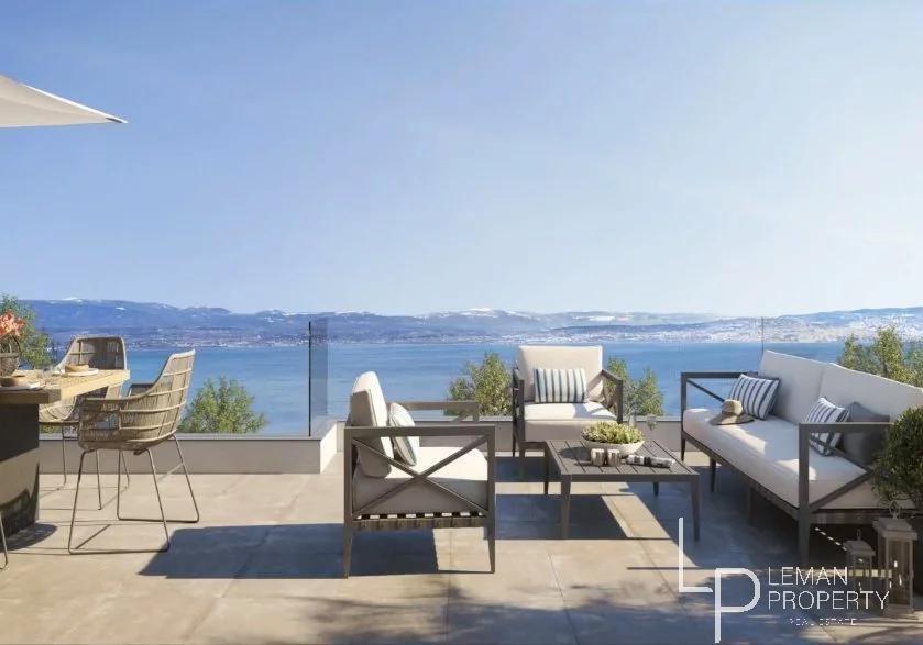 Vente de appartement à Évian-les-Bains au prix de 379000€