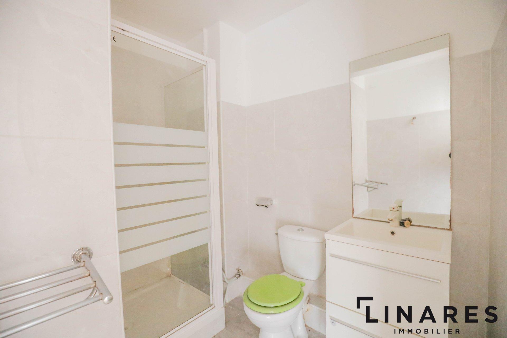 LOC INVEST - Appartement de 28 m2 avec terrasse de 4 m2 13013 Marseille