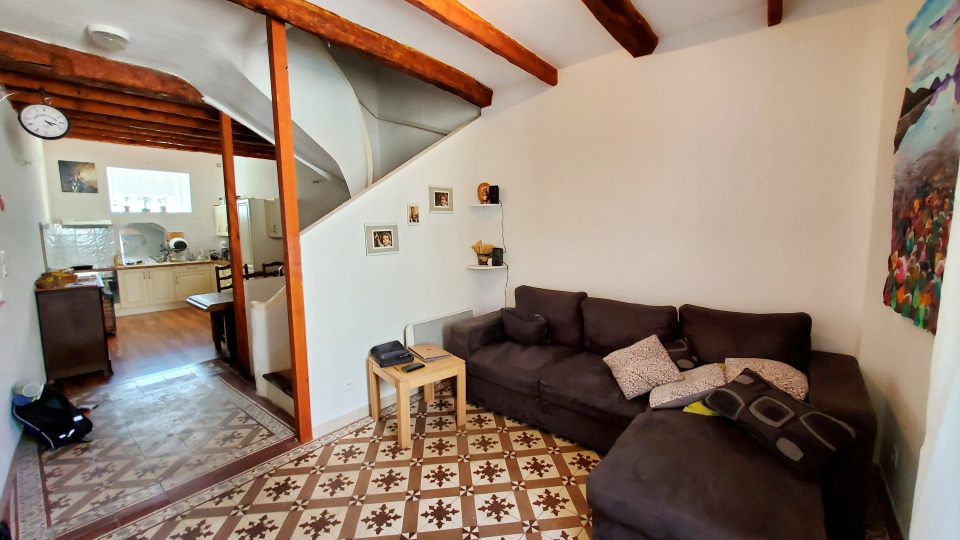 Charming village house with 3 bedrooms