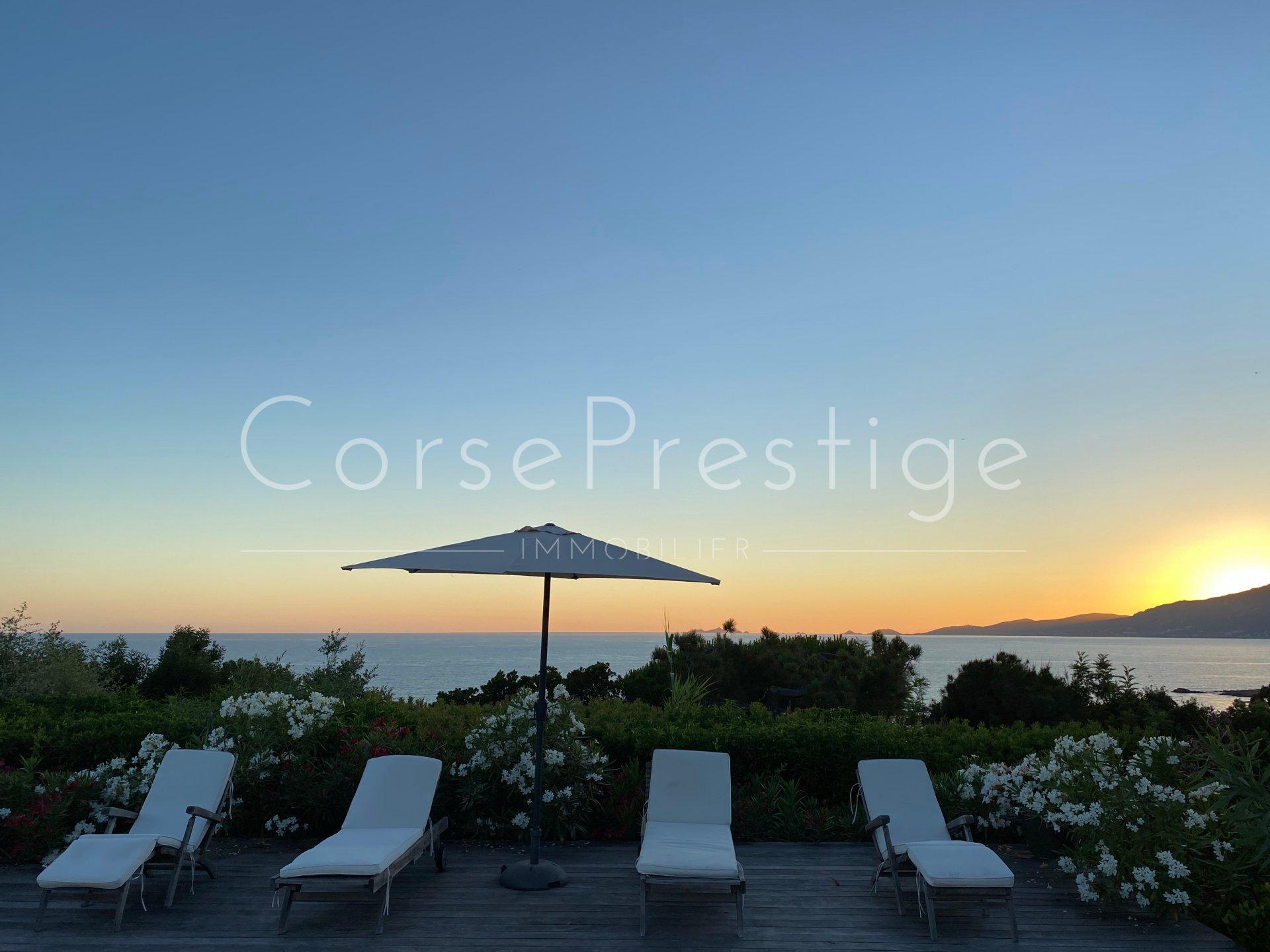 porticcio - charming property facing the sea image6