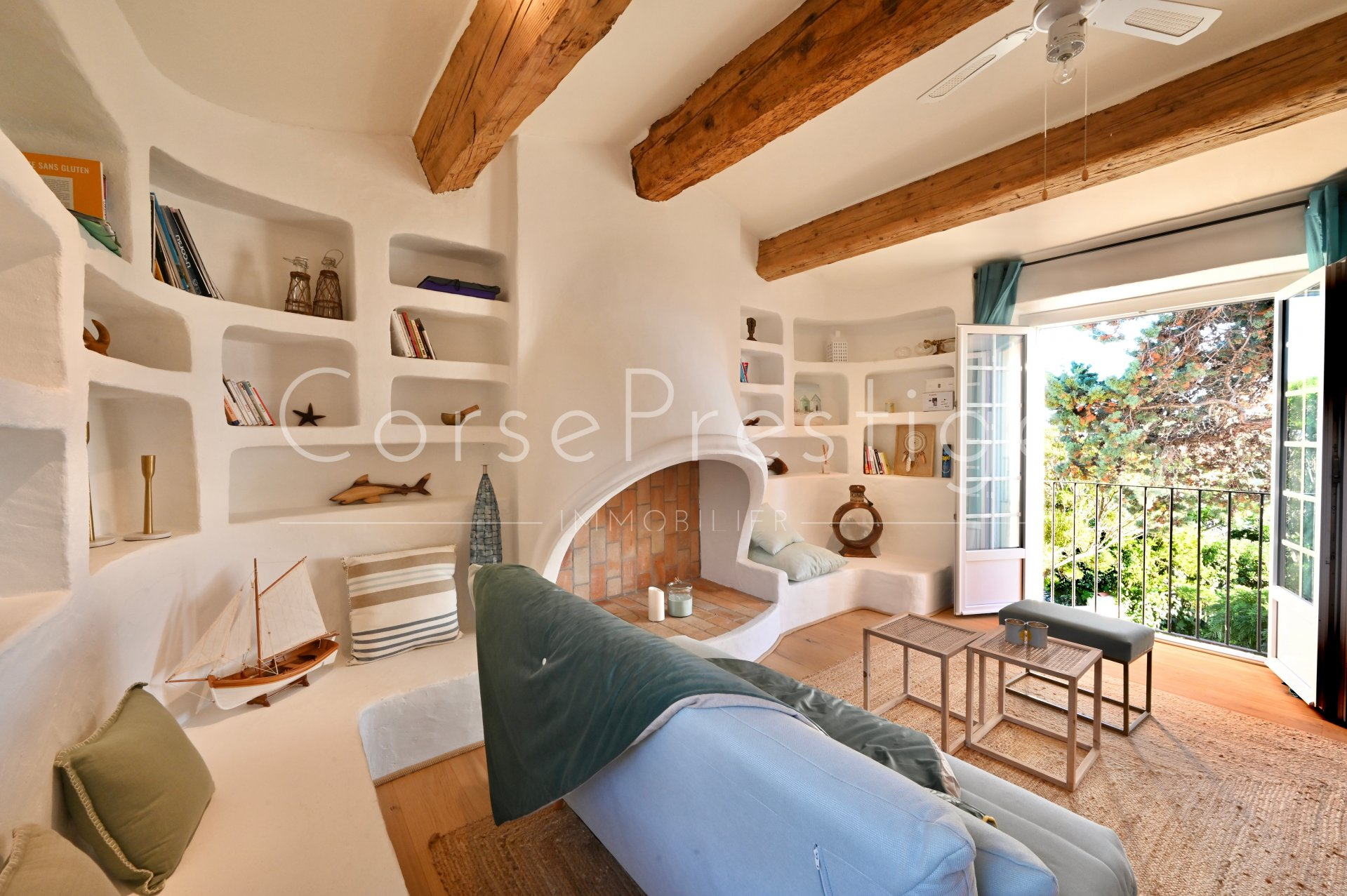 porticcio - charming property facing the sea image4