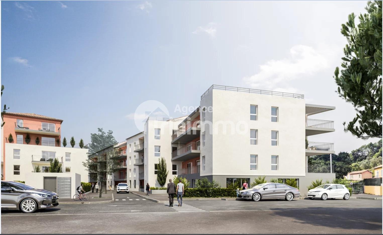 Saint André de la Roche - Programme neuf 3 pièces avec 2 parkings à partir de 290 000 €
