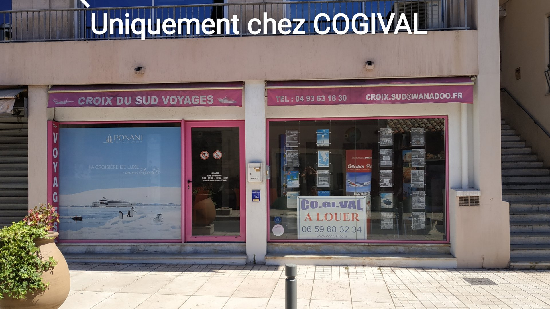 Rental Business - Vallauris