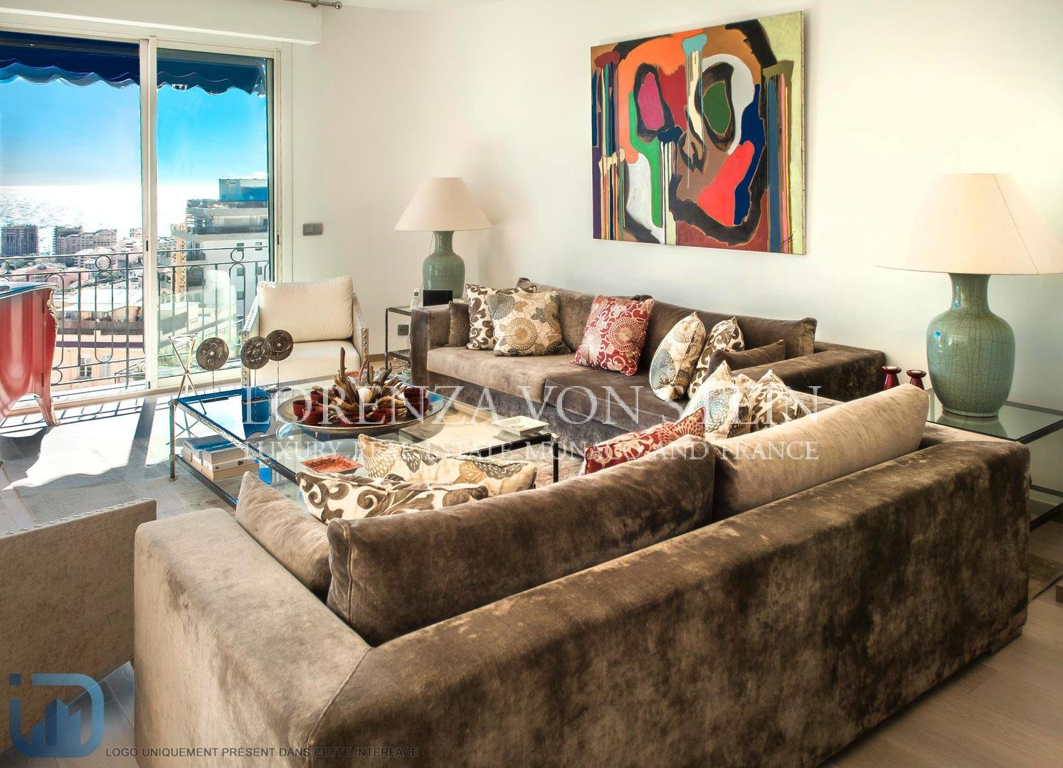 Elegantes Penthouse