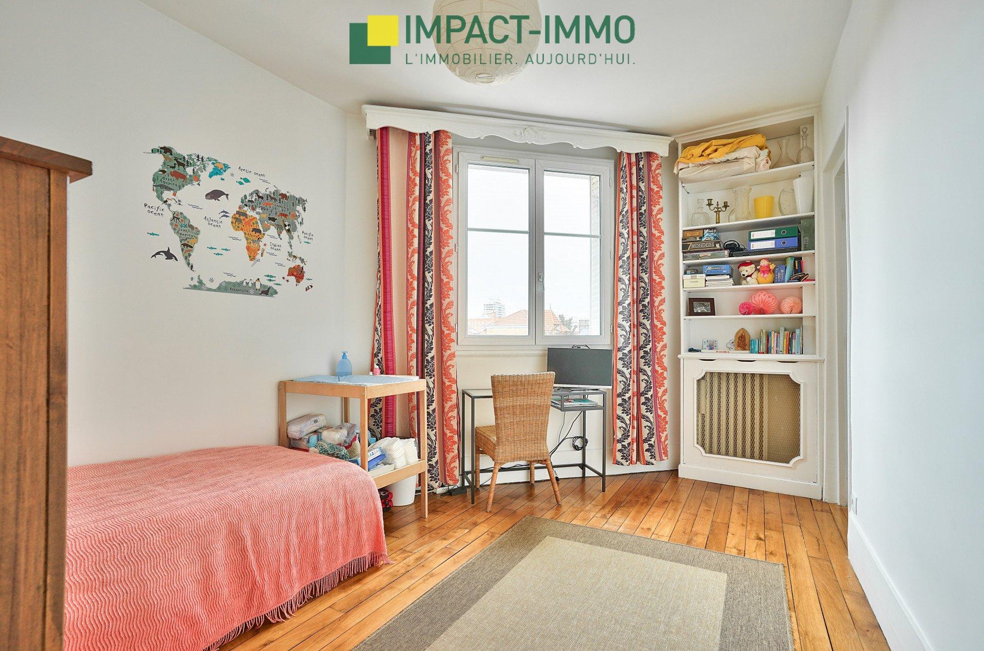 Appartement Colombes Les Vallées 5 pièce(s) 90 m2