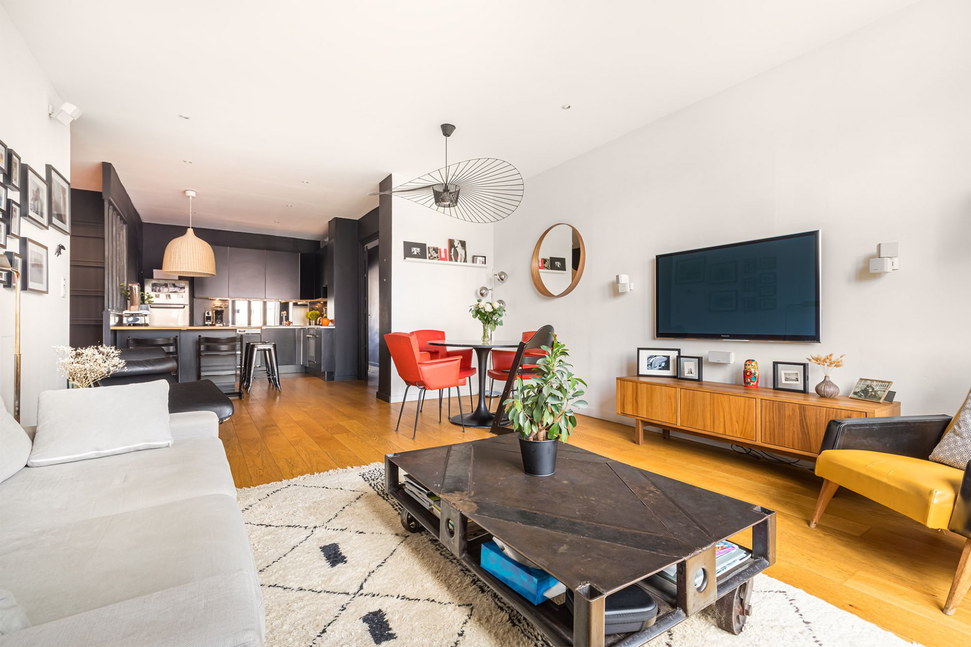 Sale Apartment - Lyon 3ème