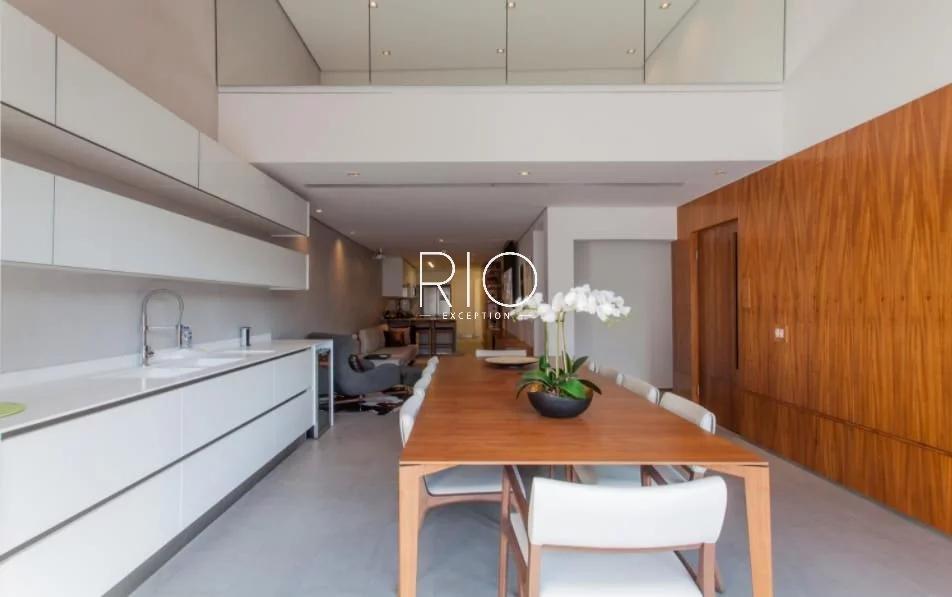 IPANEMA - Magnificent penthouse / loft - 3 suites - garage.