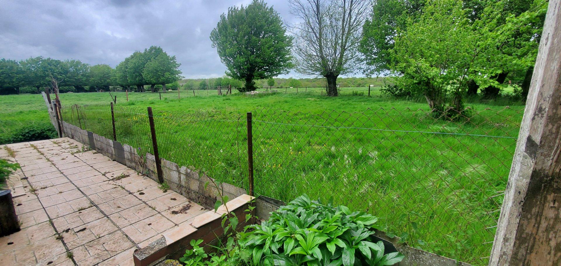 Fermette proche frontière Belge