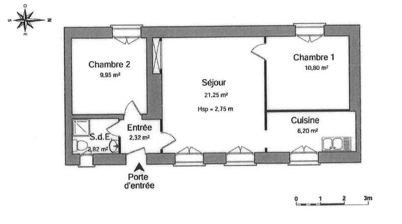 Location Maison - Saint-Germain-sur-Renon